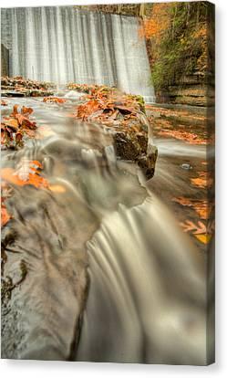 Color Of Autumn Canvas Print