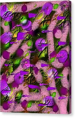 Canvas Print - Color by Tinatin Dalakishvili