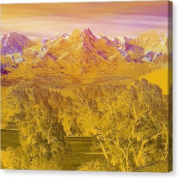 Colorado Dreaming Canvas Print