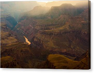 Colorado River Grand Canyon Canvas Print