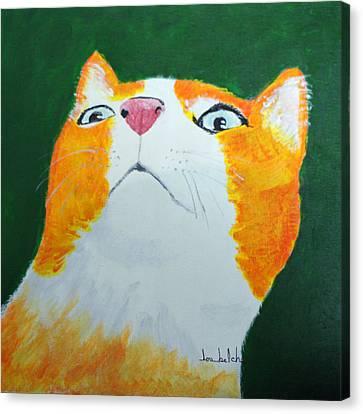 Colorcat 8 Canvas Print