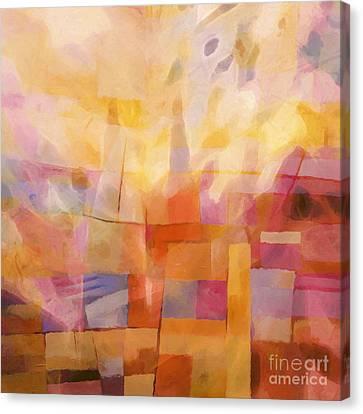 Colorfiesta Canvas Print by Lutz Baar
