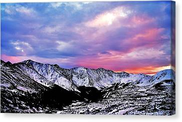 Colorful Colorado Canvas Print