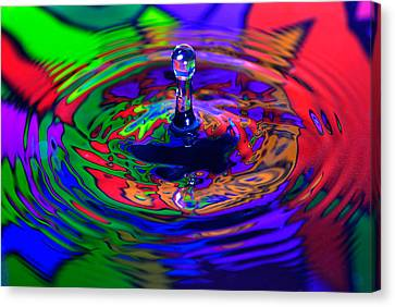 Colorful Canvas Print by Okan YILMAZ