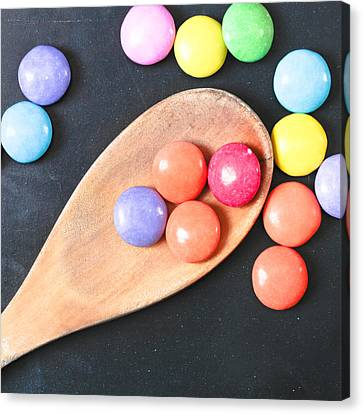 Colorful Sweets Canvas Print