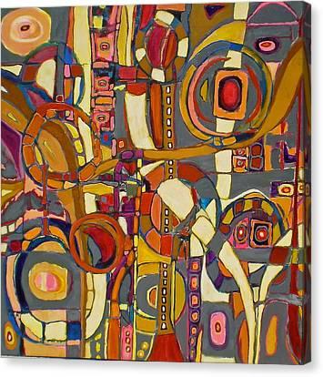 Coloroso # 16 Canvas Print