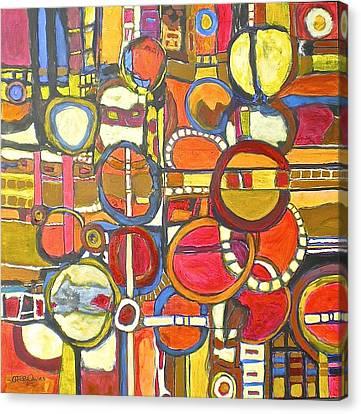 Coloroso #4 Canvas Print