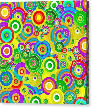 Colors Canvas Print by Stefano Senise