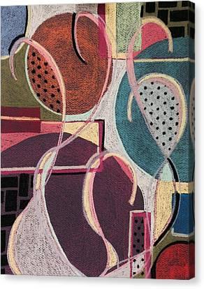 Colour Play I Canvas Print