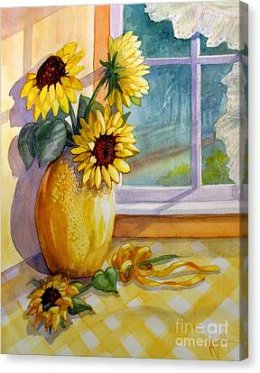 Come Home Canvas Print by Marilyn Smith