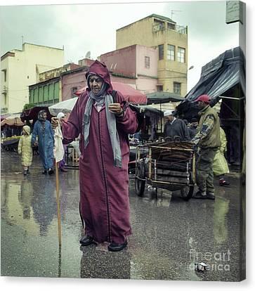 Come Rain Come Shine Canvas Print by Michel Verhoef