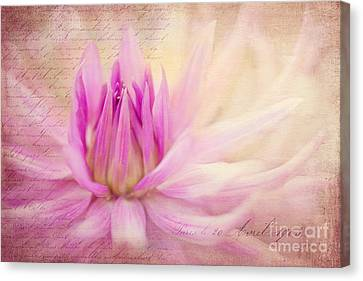 Come Spring Canvas Print by Beve Brown-Clark Photography
