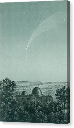 Comet Donati Canvas Print