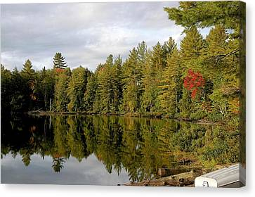 Coming Canvas Print by Joseph Yarbrough