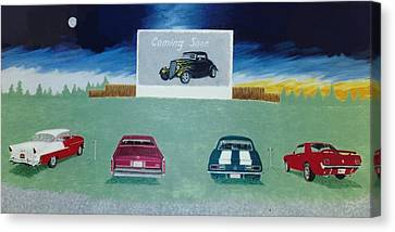 Coming Soon Canvas Print by Stacy C Bottoms