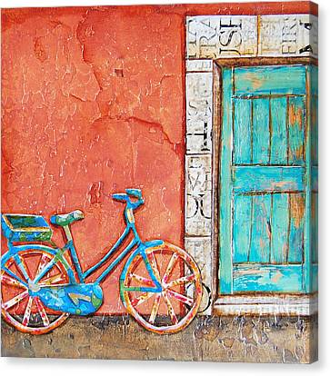 Commuter's Dream Canvas Print by Danny Phillips