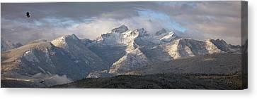 Como Peaks Montana Canvas Print