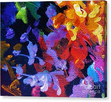 Complementary 2016 Canvas Print by John Clark