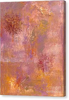 Complementary Canvas Print by Delona Seserman