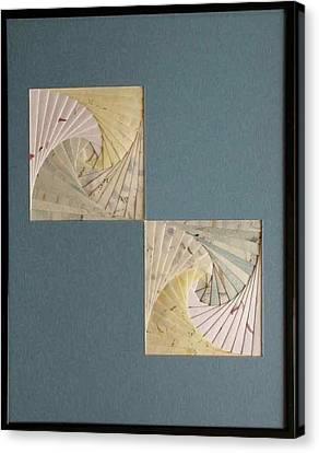 Artisan Canvas Print - Complements by Ron Davidson