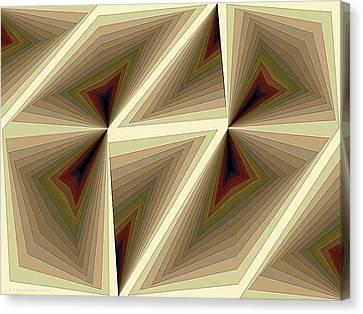 Composition 193 Canvas Print