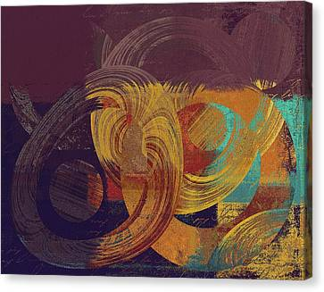 Composix - 164164100a2t1 Canvas Print by Variance Collections