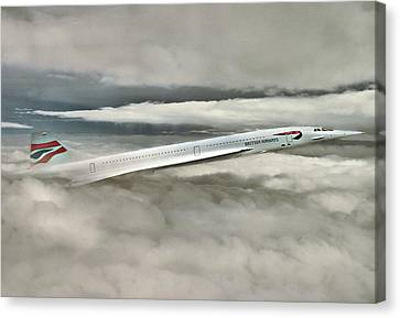 Concord Picking Up Canvas Print by Yury Malkov