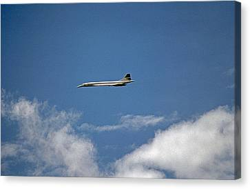 Concord Canvas Print by Skip Willits