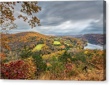 Litchfield County Canvas Print - Connecticut Country by Bill Wakeley