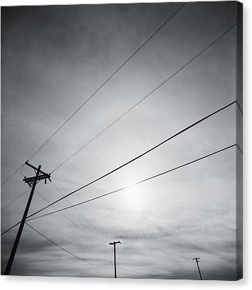 Connections Canvas Print by Thomas Shanahan