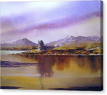 Canvas Print - Connemara Reflections by Roland Byrne