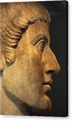 Constantine I, The Great 272-337. Roman Emperor Canvas Print by Bridgeman Images