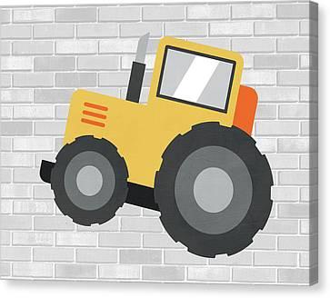 Construction 1 Canvas Print by Tamara Robinson