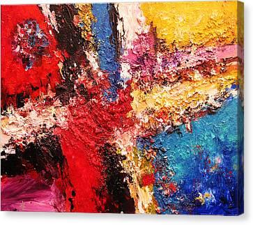 Contemplation 2 Canvas Print