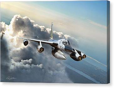 Convair Classic Canvas Print