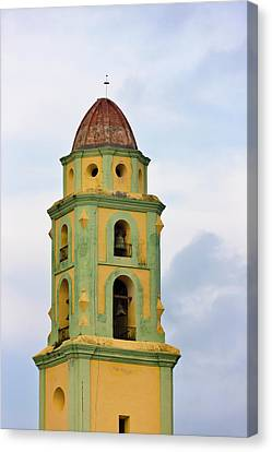 Convent Of San Francisco De Asis Canvas Print