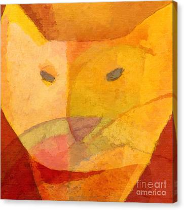 Cool Canvas Print by Lutz Baar