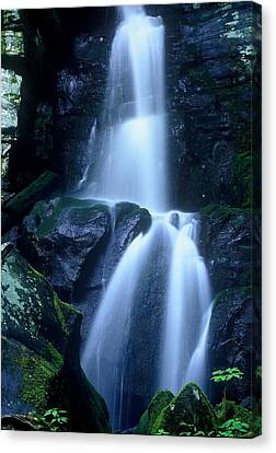 Canvas Print featuring the photograph Cool Sanctuary by Rodney Lee Williams