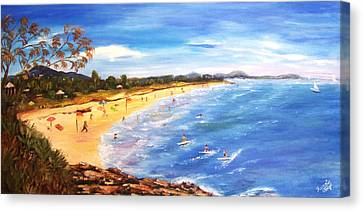 Coolum Beach Canvas Print