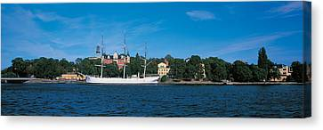 Copenhagen Denmark Canvas Print by Panoramic Images