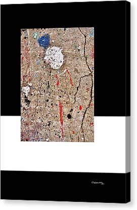 Cores Marineiras Canvas Print by Xoanxo Cespon