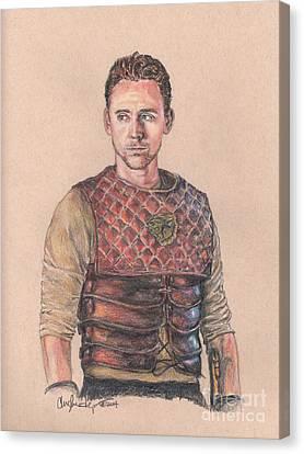 Coriolanus Canvas Print