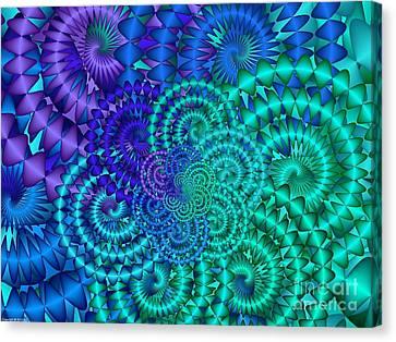 Coriolis Canvas Print