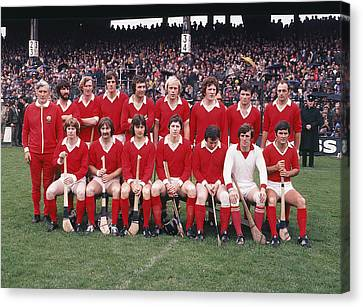 Cork All Ireland Hurling Final 1977 Canvas Print