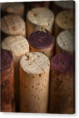 Corks Canvas Print by Dennis James