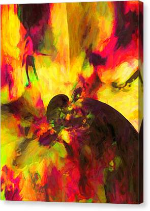 Canvas Print featuring the digital art Corner Of Discovery by Joe Misrasi