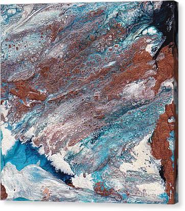 Cosmic Blend Three Canvas Print