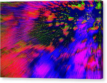 Cosmic Series 010 Canvas Print