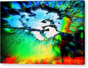 Cosmic Series 012 Canvas Print