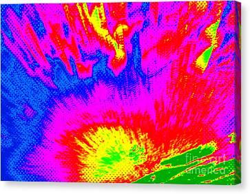 Cosmic Series 023 Canvas Print